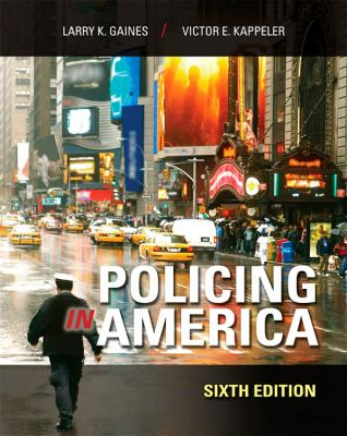 Policing in America 9781593455101