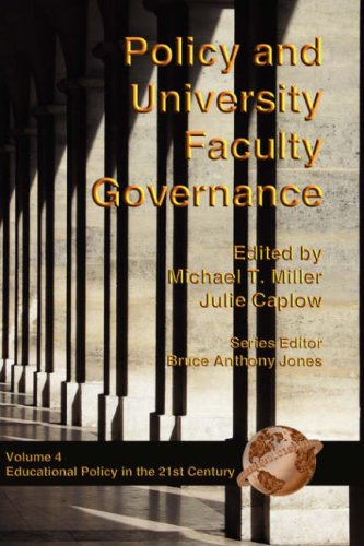 Policy and University Faculty Governance (Hc)