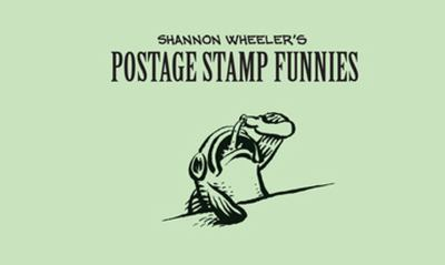 Postage Stamp Funnies 9781593079833