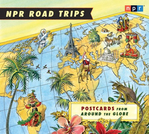 Postcards from Around the Globe 9781598878578