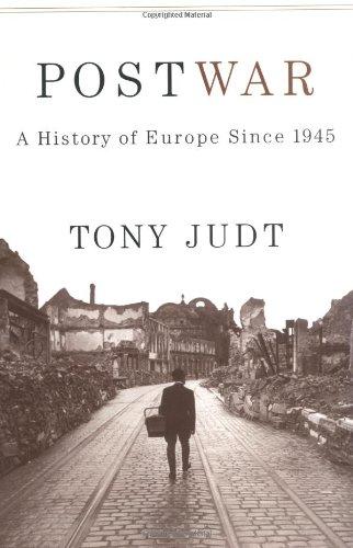 Postwar: A History of Europe Since 1945 9781594200656