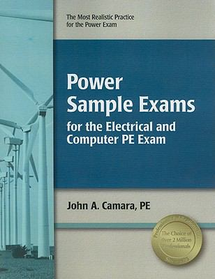 Power Sample Exams for the Electrical and Computer PE Exam 9781591261650