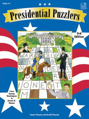 Presidential Puzzlers 9781596472808