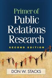 Primer of Public Relations Research