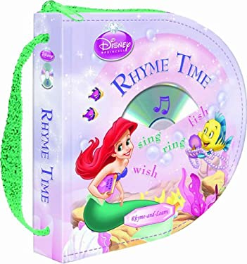 Princess Rhyme Time [With Learn-Aloud CD] 9781590694954