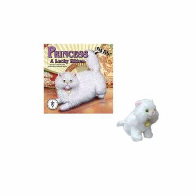 Princess: A Lucky Kitten [With Plush Toy] 9781592496778
