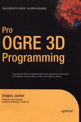 Pro OGRE 3D Programming 9781590597101
