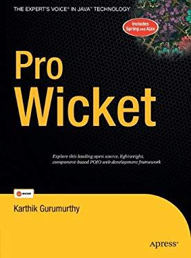 Pro Wicket 9781590597224