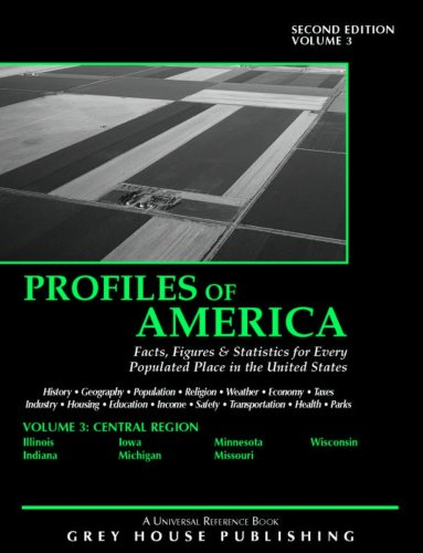 Profiles of America: Central Region 9781592370153