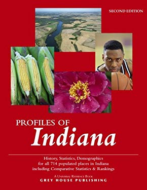 Profiles of Indiana 2nd Edition 9781592375561