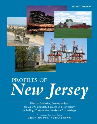Profiles of New Jersey 9781592374434