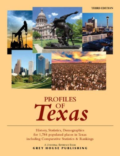 Profiles of Texas 3rd Edition 9781592377718