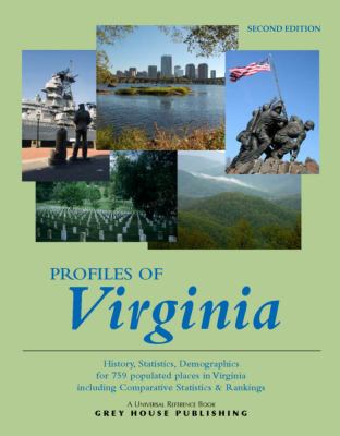 Profiles of Virginia 2nd Edition 9781592375585
