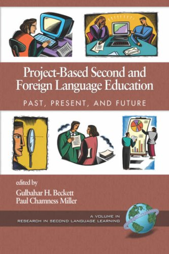 Project-Based Second and Foreign Language Education: Past, Present, and Future (PB) 9781593115050
