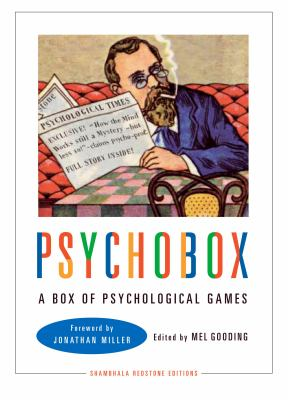 Psychobox: A Box of Psychological Games [With CardsWith Booklet] 9781590301708