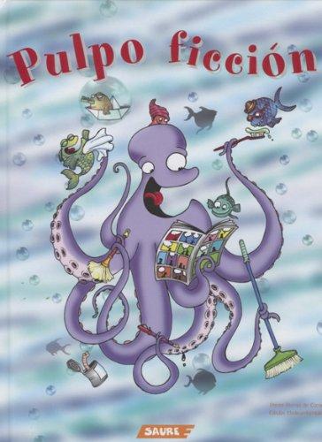 Pulpo Ficcion 9781594973062