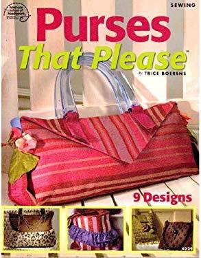 Purses That Please (9781590121276) photo