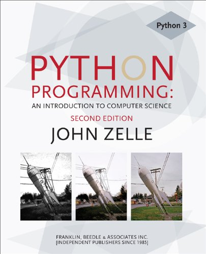 Python Programming: An Introduction to Computer Science 9781590282410