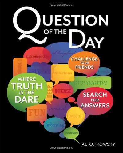 Question of the Day: Where Truth Is the Dare 9781599632926