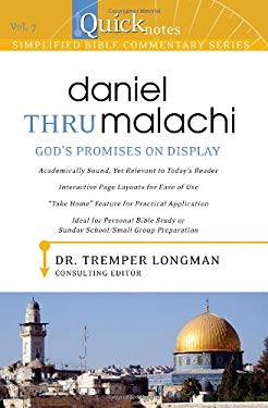 Daniel Thru Malachi: God's Promises on Display 9781597897730
