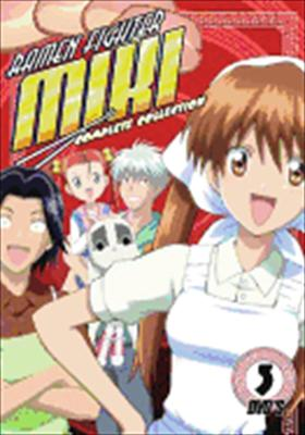 Ramen Fighter Miki Collection