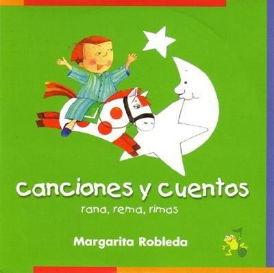 Rana, Rema, Rimas Canciones y Cuentos (Rowing Rhyming Frog Audio (CD))