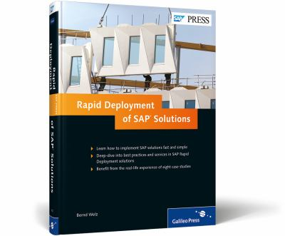 Rapid Deployment of SAP Solutions 9781592299102