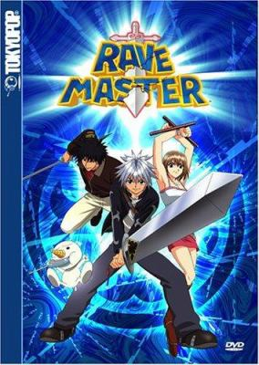 Rave Master Cine Manga 9781595322845