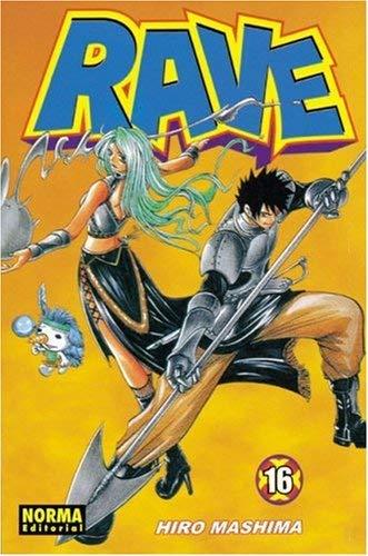 Rave Master, Volume 16 9781594972904