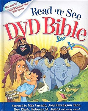 Read 'n' See DVD Bible [With DVD] 9781591454861