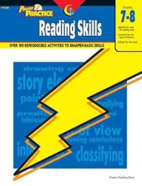Reading Skills Grade 7-8 9781591980797