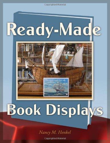 Ready-Made Book Displays 9781598848625