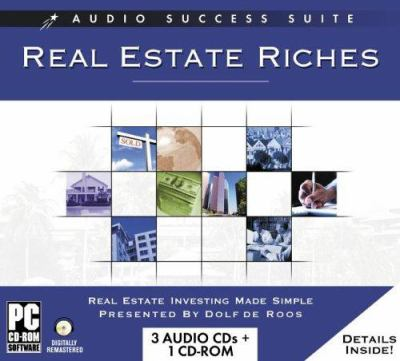 Real Estate Riches: Real Estate Investing Made Simple 9781591509134