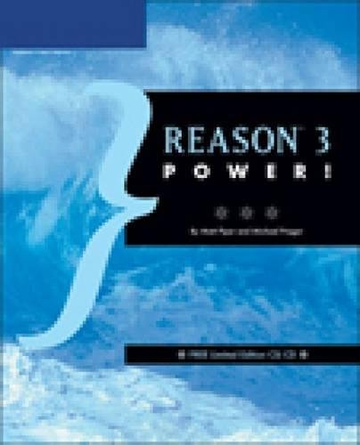 Reason 3 Power! [With CD-ROM] 9781592006649