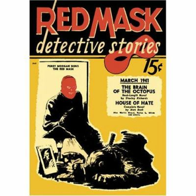 Red Mask Detective Stories - March 1941 9781597980241