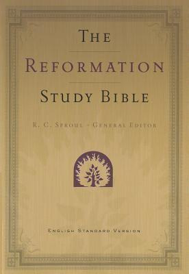 Reformation Study Bible-ESV 9781596384071