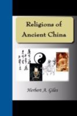 Religions of Ancient China 9781595477170