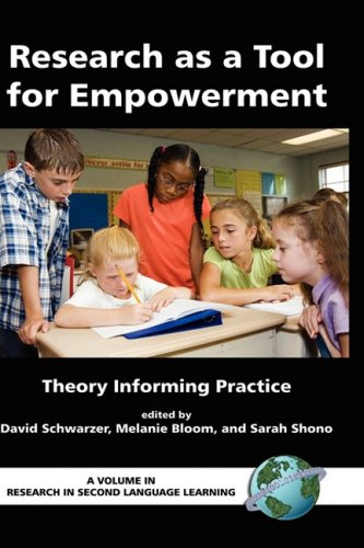 Research as a Tool for Empowerment: Theory Informing Practice (Hc) 9781593113490