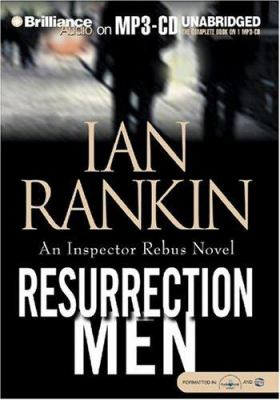 Resurrection Men 9781593351397