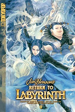 Return to Labyrinth Volume 3 9781598167276