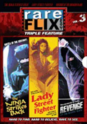 Revenge of the Bushido Blade / Ninja Strikes Back / Lady Street Fighter