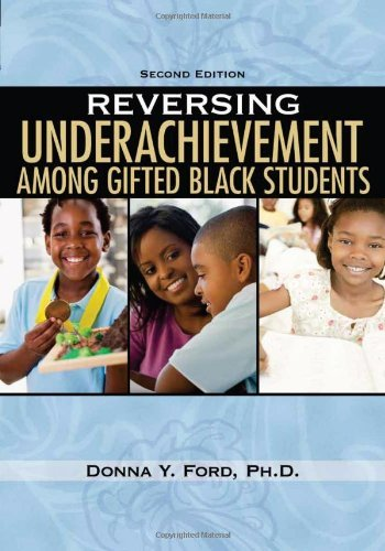 Reversing Underachievement Among Gifted Black Students 9781593634872