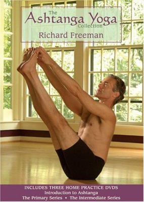 Richard Freeman's Ashtanga Yoga Collection 9781591792659
