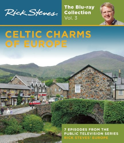Rick Steves' Celtic Charms of Europe 9781598807240