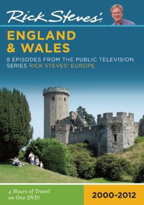 Rick Steves' England & Wales: 8 Episodes from the Public Television Series Rick Steves' Europe: 2000-2009