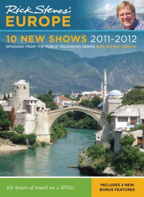 Rick Steves' Europe: 10 New Shows 9781598808988