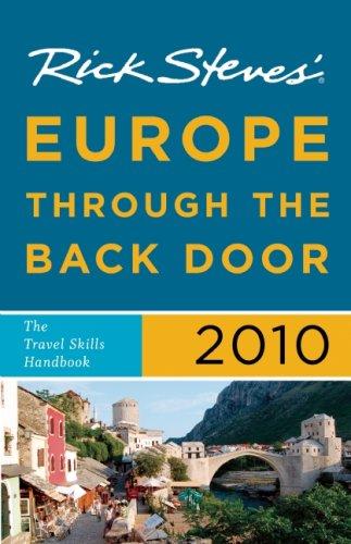 Rick Steves' Europe Through the Back Door: The Travel Skills Handbook 9781598802818