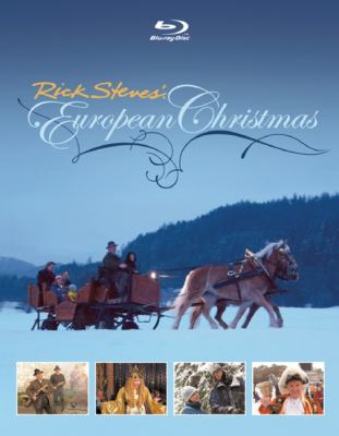 Rick Steves' European Christmas Blu-Ray 9781598806427