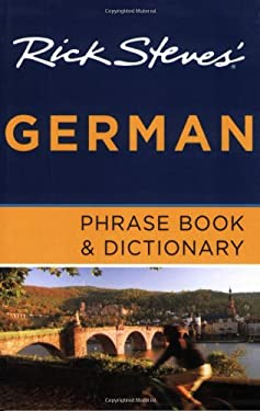 Rick Steves' German Phrase Book & Dictionary 9781598801934