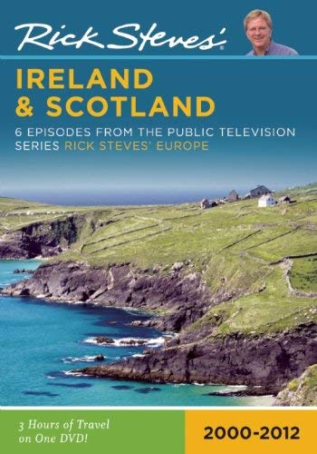Rick Steves' Ireland & Scotland: 6 Episodes from the Public Television Series Rick Steves' Europe: 2000-2009 9781598802368